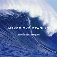 Mavericks Staging services