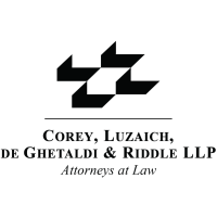 News from Corey, Luzaich, de Ghetaldi & Riddle LLP