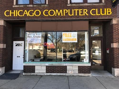 Chicago Computer Club - Oak Park Store Front