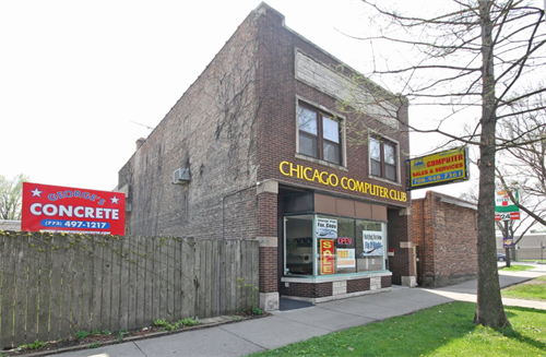Chicago Computer Club - Oak Park Store (outside)