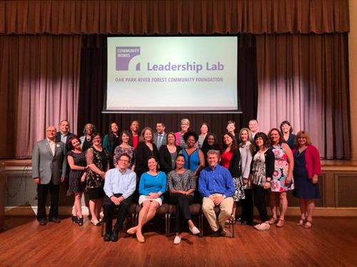 Leadership Lab - Lab 1 Class of 2018