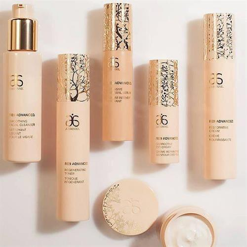Our amazing RE9 Antiaging skincare line!