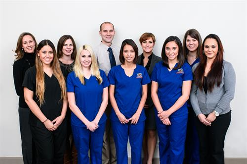 Welcome from the Forest Park Orthodontics team!