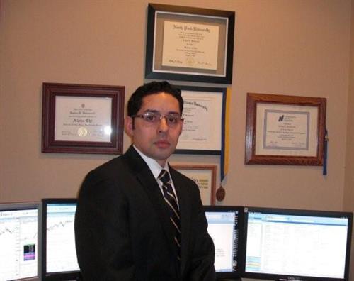 Joshua Betancourt, Firm Principal