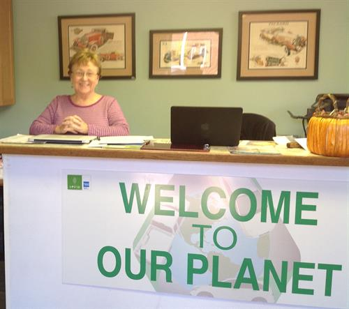 Welcome to Our Planet!