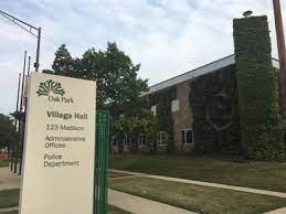 Village Hall - Madison Street Signage
