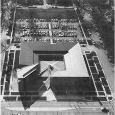 Village Hall - Aerial View