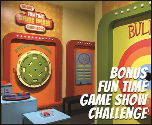 Bonus Fun Time Game Show Challenge