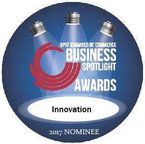 TEDXOakPark Women was nominated for a Spotlight Award for Innovation!