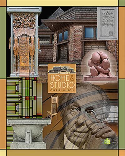 Wright souvenir poster series / Home & Studio