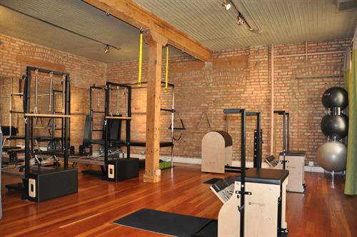 Contemporary Pilates Studio