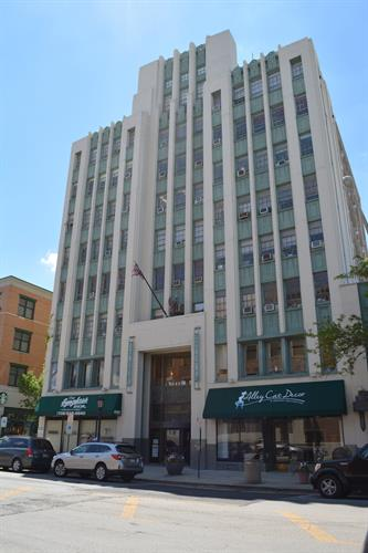 The Medical Arts building on Lake Street has been the international hub of Prolotherapy for over 60 years.
