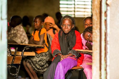 WGEP Scholar in Senegal