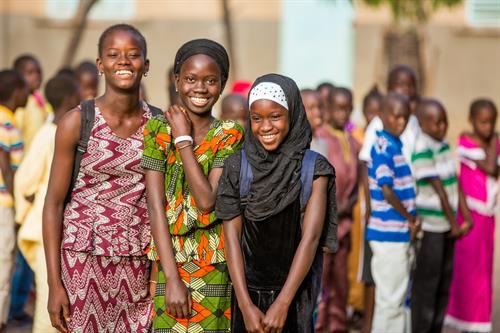 WGEP Scholars in Senegal