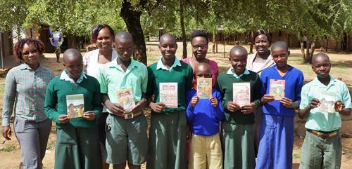 WGEP Literacy Program in Kenya