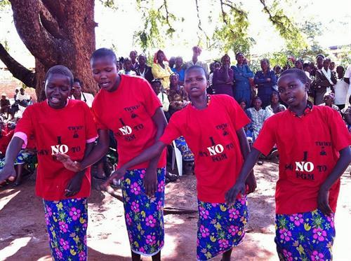 WGEP Alternative Rite of Passage Program in Kenya