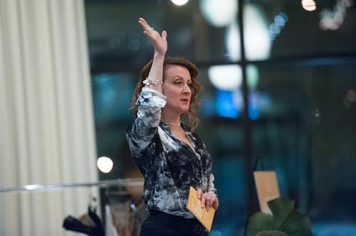 Speaking at GOGETNOTICED 2016