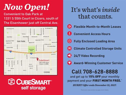 CubeSmart Self Storage of Cicero