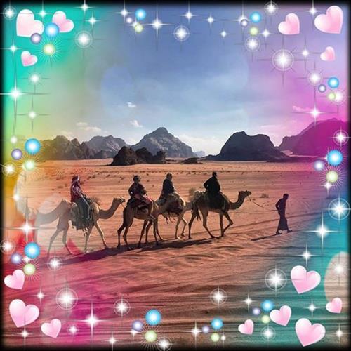 Wadi Rum Jordan 2018