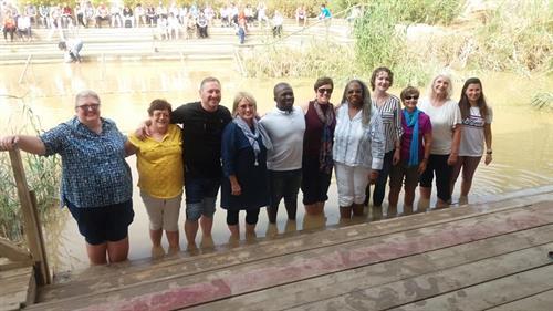 Jordan River group 2018