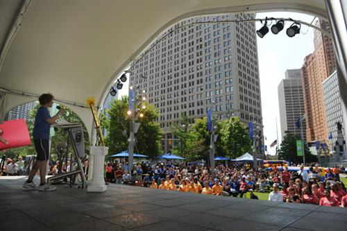 Gallery Image JHG_pumping_up_the_crowd_at_Campus_Martius_LiveDowntown_2012.jpg