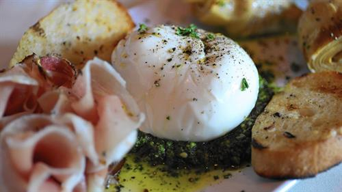 """ The Burrata"""