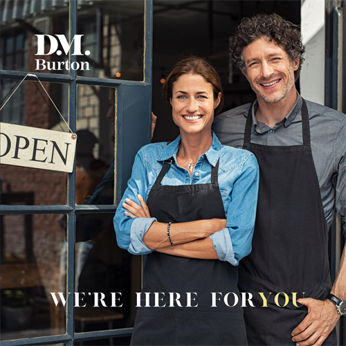 DM Burton | We create so you can focus on your business.