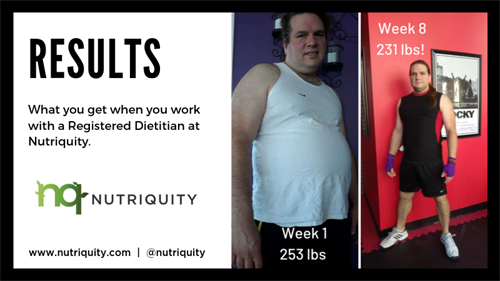 You can see and feel results (that will last) in just 8 weeks!