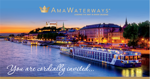 Explore River Cruising through Europe and beyond!