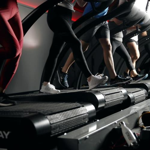 State of the art Woodway Treadmills