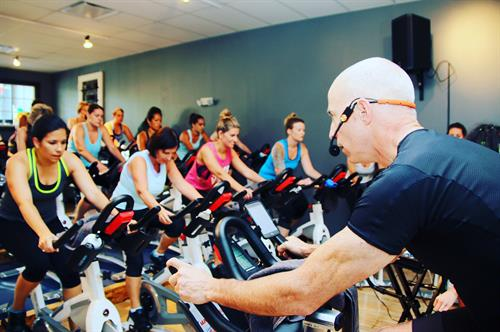 Dailey Cycle Class