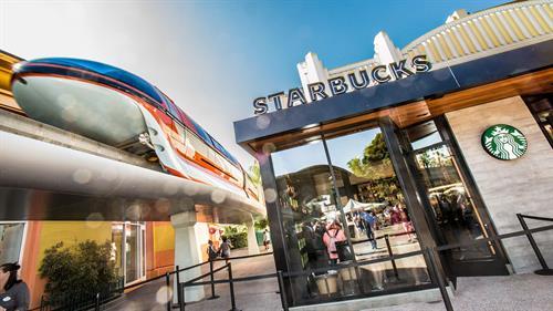 Disney Springs - Starbucks