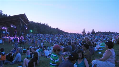 Amphitheater - Concert