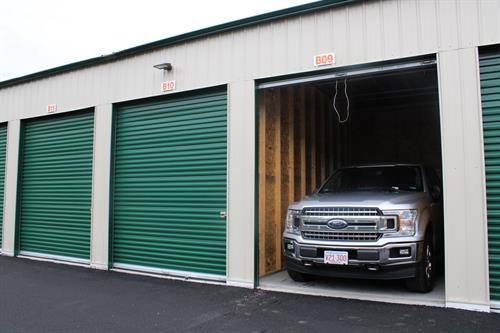 Truck Storage 10x20x12