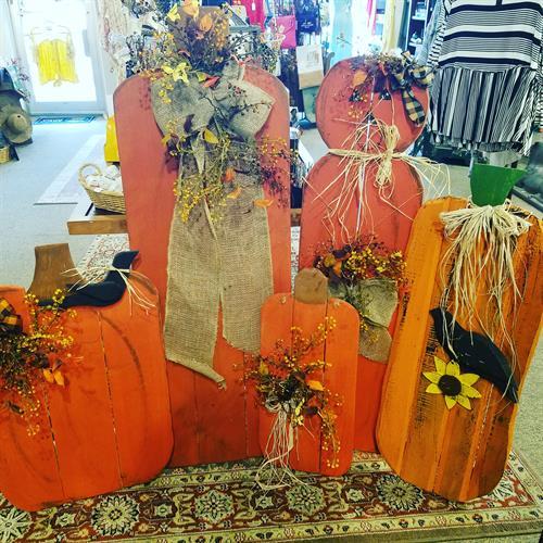 Fall merchandise