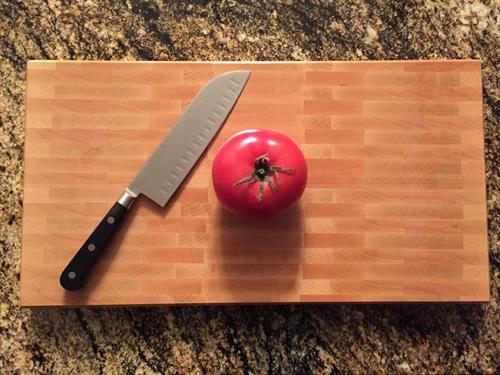 Cutting Board - Maple End-Grain