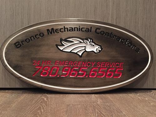 Bronco Mechanical