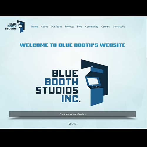 Blue Booth Studios
