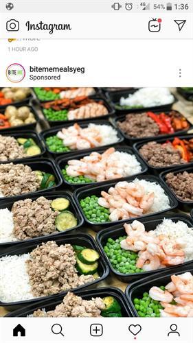 Fresh Customized Meal Prep