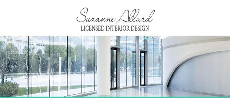 Suzanne Allard Licensed Interior Design