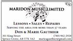 Maridon Music Ltd.