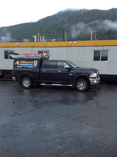 Atco Structures Kitimat