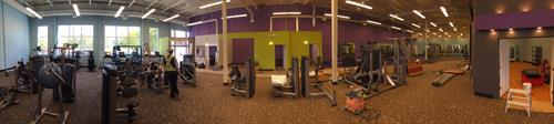 Anytime Fitness Whitecourt Electrical , HVAC and Plumbing