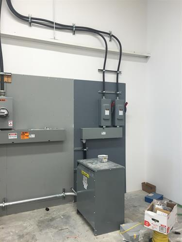 Comercial Electrical Services