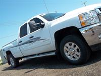 Personalized your truck with custom graphics