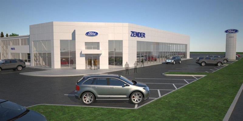 Zender Ford Sales Ltd.