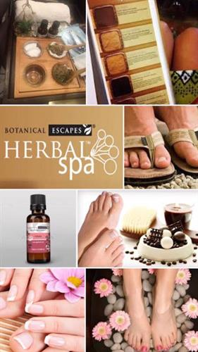 New Herbal Spa Available!