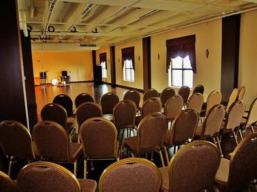 Dance Floor/Performance Area