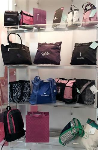 We offer many bag styles to fit your marketing needs and budget.