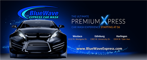 Bluewave Express Car Wash: Automotive - Harlingen Area